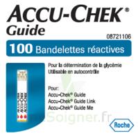 Accu-chek Guide Bandelettes 2 X 50 Bandelettes à Voiron