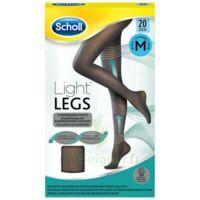 Scholl Light Legs™ Collants 20d Noir M à Voiron