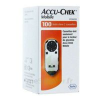 Accu-chek Mobile Cassettes B/2 X 50 à Voiron