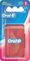 Oral B Interdental Set, Ultrafine, Cylindrique, Bt 12 à Voiron