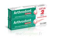 Pierre Fabre Oral Care Arthrodont Dentifrice Classic Lot De 2 75ml à Voiron