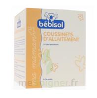 Bébisol Coussinets D'allaitement Jetables Ultra-absorbants / Boîte De 30 à Voiron