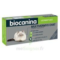 Biocanina Multivermyx Comprimés Vermifuge Chat B/2 à Voiron