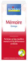 Boiron Mémoire Ginkgo Extraits De Plantes Fl/60ml à Voiron