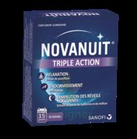 Novanuit Triple Action Gélules B/30 à Voiron