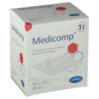 Medicomp® Compresses En Nontissé 7,5 X 7,5 Cm - Pochette De 2 - Boîte De 25 à Voiron