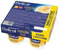 Delical Creme Dessert Hp Hc Sans Lactose, Pot 200 G X 4 à Voiron