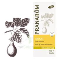 Pranarom Huile Végétale Bio Avocat à Voiron