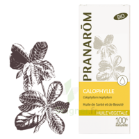 Pranarom Huile Végétale Bio Calophylle 50ml à Voiron