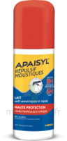 Apaisyl Répulsif Moustiques Emulsion Fluide Haute Protection 90ml à Voiron