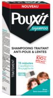 Pouxit Shampoo Shampooing Traitant Antipoux Fl/200ml+peigne à Voiron
