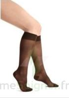 Thuasne Venoflex Secret 2 Chaussette Femme Beige Bronzant T1n à Voiron