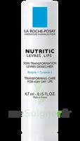 Nutritic Stick Lèvres Sèche Sensibles 2 Etui/4,7ml à Voiron