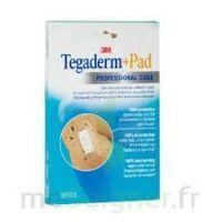 Tegaderm + Pad, 5 Cm X 7 Cm , Bt 5 à Voiron