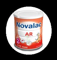Novalac Ar 2 Lait En Poudre Antirégurgitation 2ème âge B/800g à Voiron