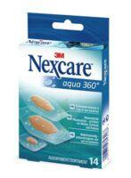 Nexcare Aqua 360° Pansements 3 Tailles B/14 à Voiron