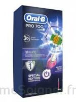 Oral B Professional Care 700 Brosse Dents White And Clean B/1 à Voiron