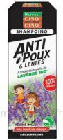 Cinq Sur Cinq Natura Shampooing Anti-poux Lentes Lavande 100ml à Voiron