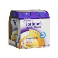 Fortimel Protein Sensation Chaude Nutriment Tropical Gingembre 4 Bouteilles/200ml à Voiron