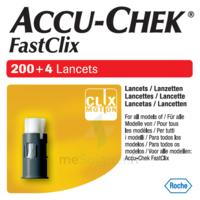 Accu-chek Fastclix Lancettes B/204 à Voiron