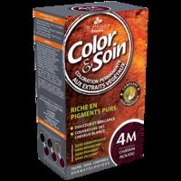 Color&soin Kit Coloration Permanente 4m Châtain Acajou à Voiron