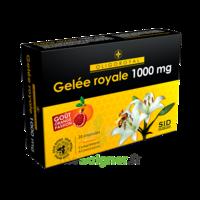 Sid Nutrition Oligoroyal Gelée Royale 1000 Mg _ 20 Ampoules De 10ml à Voiron