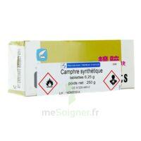 Cooper Camphre Tablettes 250g à Voiron