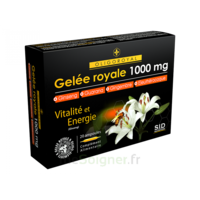 Sid Nutrition Oligoroyal Gelée Royale 1000 Mg 5g _ 20 Ampoules De 10ml à Voiron
