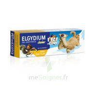 Elgydium Age De Glace Pâte Dentifrice Tutti Frutti Junior 7/12ans 50ml à Voiron