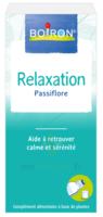 Boiron Relaxation Passiflore Extraits De Plantes Fl/60ml à Voiron