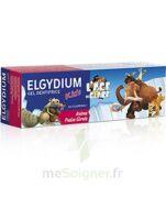 Elgydium Age De Glace Pâte Dentifrice Fraise Givrée Kids 2/6ans 50ml à Voiron