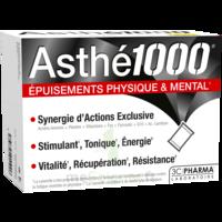 Asthe 1000 Poudre à Diluer épuisements Physique & Mental 10 Sachets à Voiron